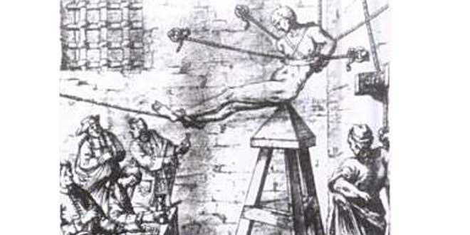 las 7 torturas mas crueles de la historia
